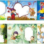 Մանկական շրջանակներ PNG ֆորմատով — 6