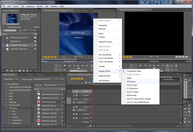 Adobe premier pro CS5.5 + crack - Скачать бесплатно