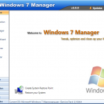 Windows 7 manager 2.0.7 64bit