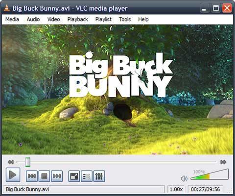 VLC Media Player 1.0.5 - Скачать бесплатно